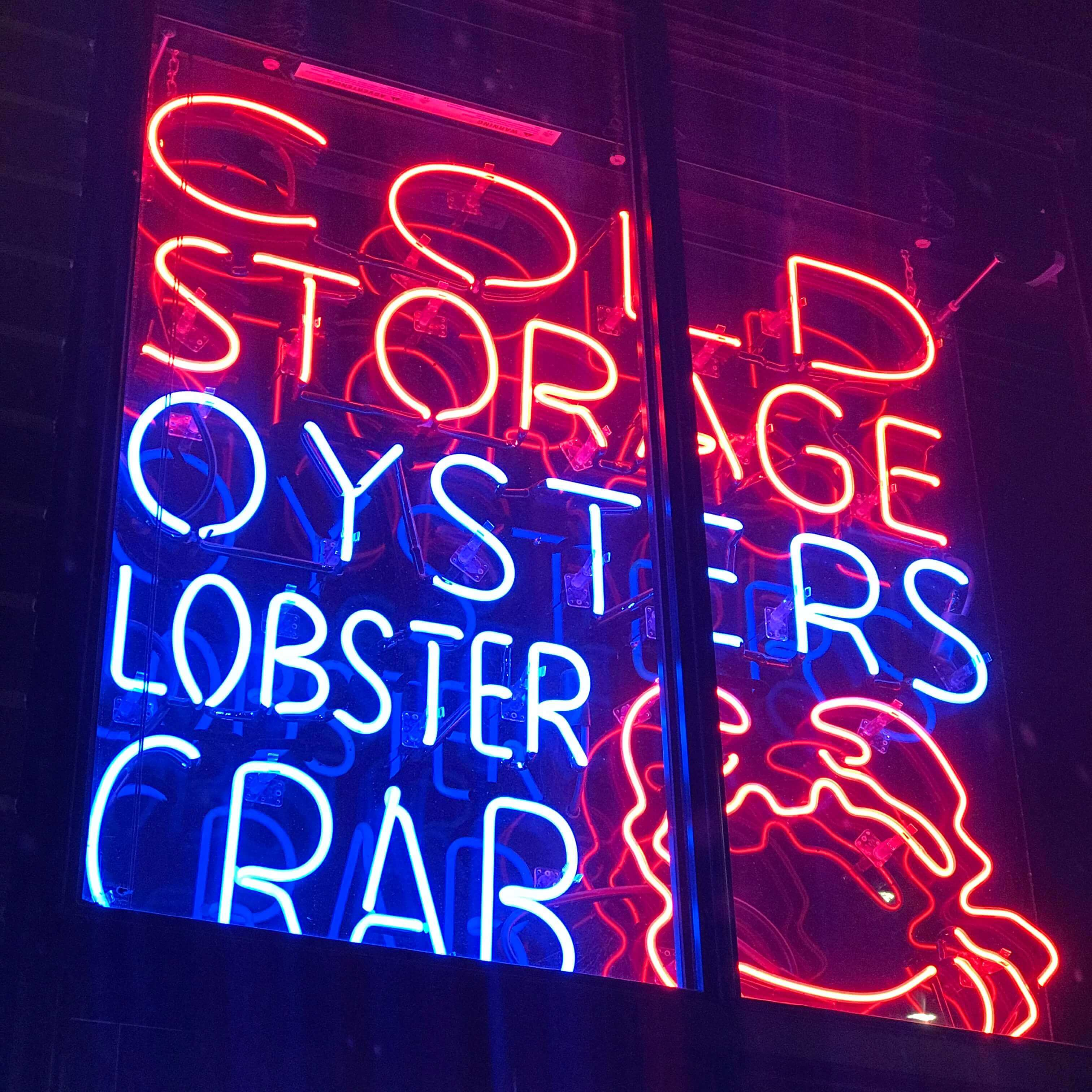 Custom Neon Signs - Right Way Signs - Chicago, Illinois